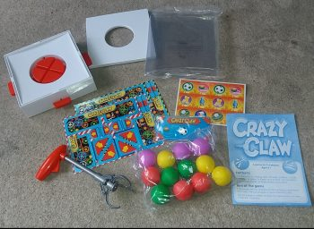 Drumond Park review Crazy Claw Family Clan