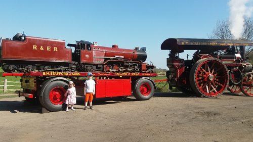 Beamish Great North Steam Fair