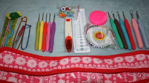 90 Piece Crochet Knitting Companion Set Family Clan Blog