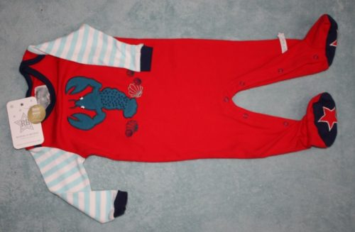 Giveaway Rockin' Baby Laughin' Lobster All in One