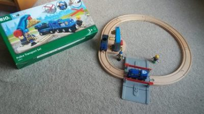 Brio Transport Set review Family Clan