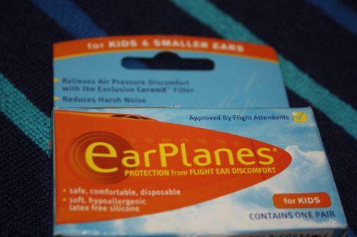 EarPlanes Ear Plugs Family Clan