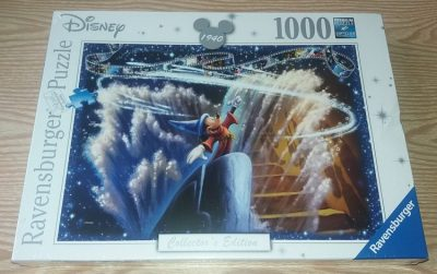 Ravensburger Disney Fantasia Collectors Edition Jigsaw Family Clan