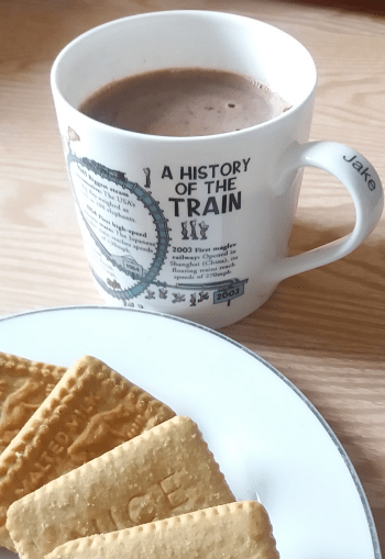 Family Clan Mclaggan mug review