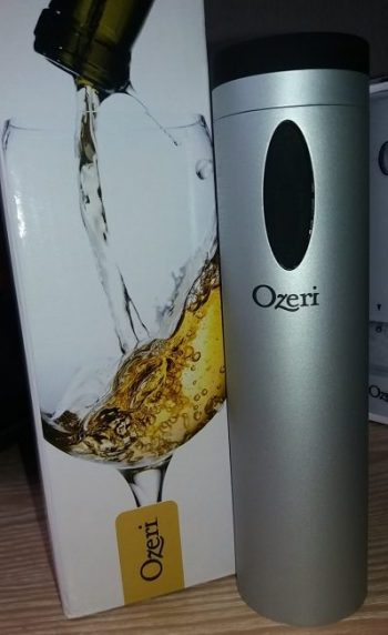 Ozeri Fascina Wine Opener Kitchen Scales by Family Clan