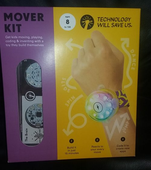Tech Will Save us - mover kit by Family Clan
