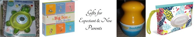 Family Clan Christmas Gift Guide for Expectant & New Parents