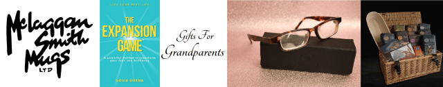 Family Clan Christmas Gift Guide for Grandparents