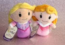 Hallmark Itty Bittys Disney Princess Family Clan