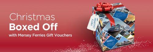 Mersey Ferries Manchester Ship Canal Cruise Cruises Gift Vouchers