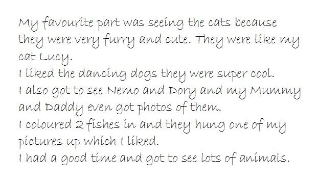 Olivia National Pet Show Review