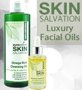 Pure Potion Skin Salvation Luxury Facial Oils Set