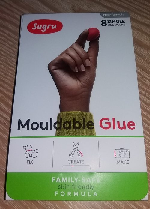 Sugru Review Family Clan