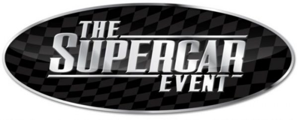 The Supercar Super Car Event Logo