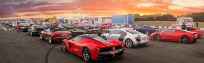 The Supercar Super Car Event