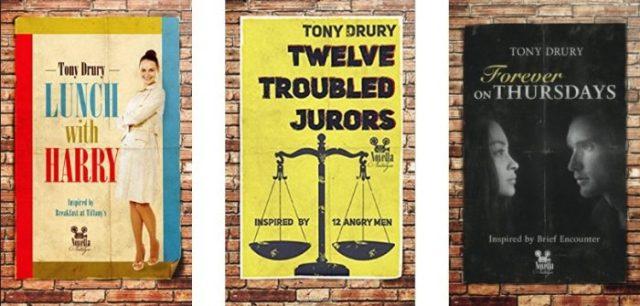 Tony Drury Nostalgic Novella Series