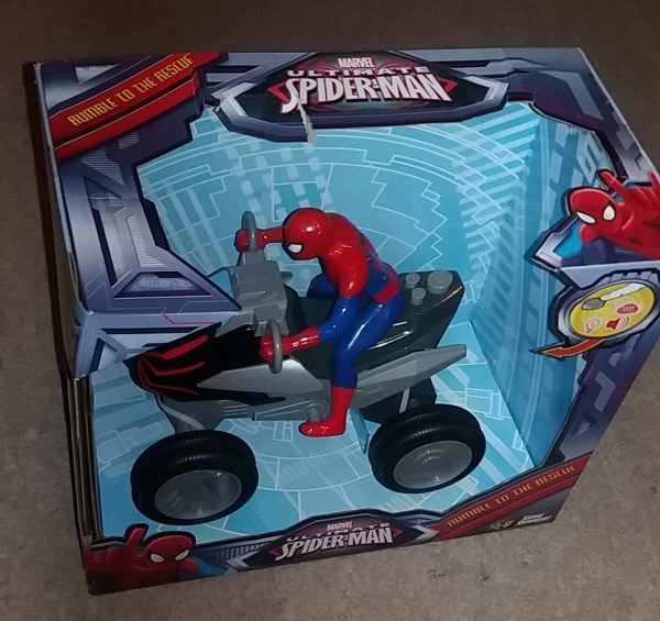 Toy State Spiderman Review Family Clan