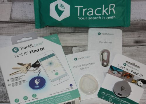 TrackR Review Family Clan