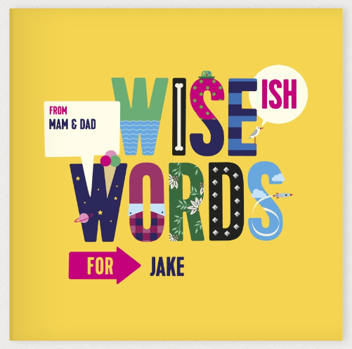 Wise ish Words Book Review by Family Clan