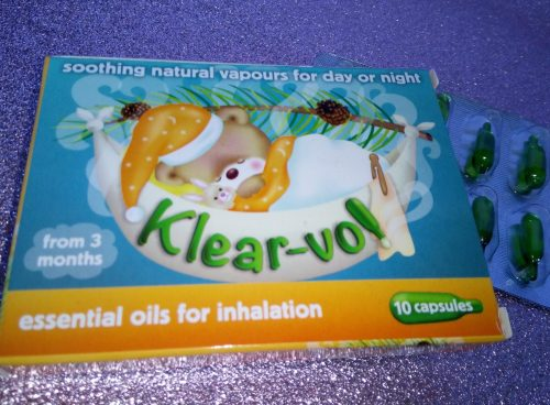 Klear-Vol Essential Oils Family Clan Blog