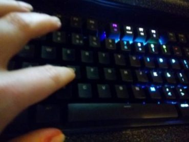 Roccat Swarm Suora FX Gaming Keyboard Review by Family Clan