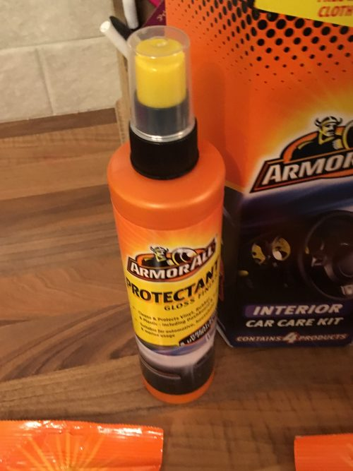 ArmorAll Car Care Kit Family Clan