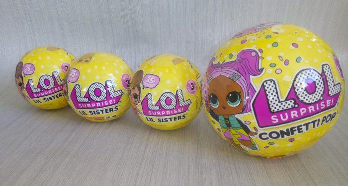 L.O.L Surprise! Series 3 Little Sisters