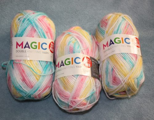 Magic DK Double Knit Yarn Family Clan