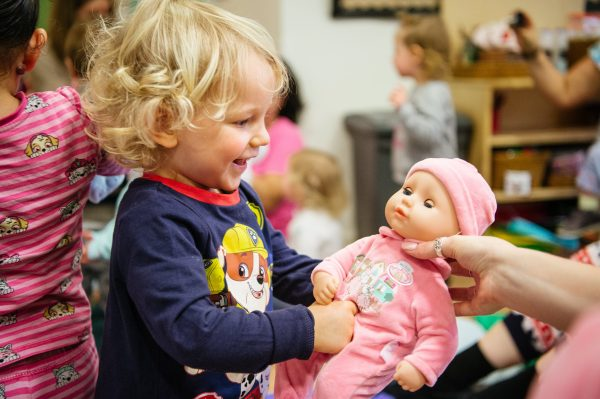 Celebrating Safer Sleep Week with Baby Annabell and The Lullaby Trust