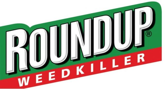 Roundup weedkiller logo