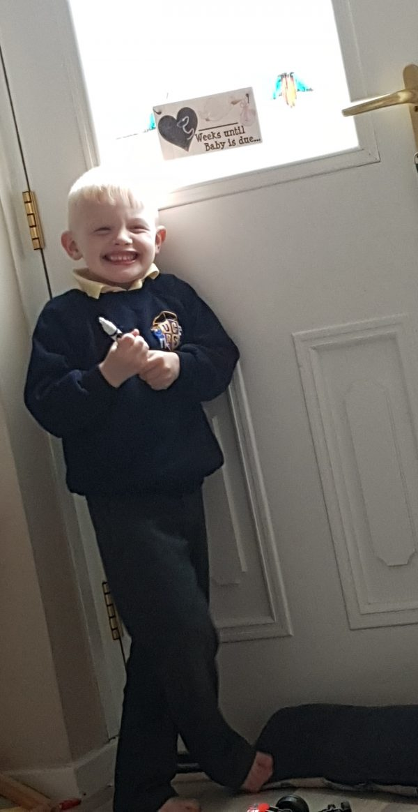 Mummy E 37 weeks