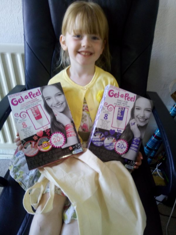 Customise with Gel-a-Peel this Month National Customisation Month Family Clan