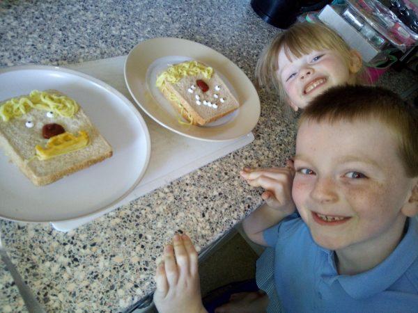 Num Noms national sandwich week