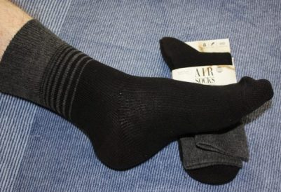Petani Air Socks Feet Heaven! Review Family Clan Father's Day Gift Guide