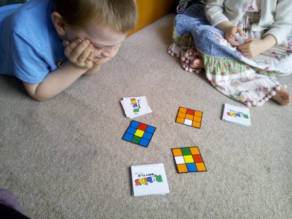 Rubik's Games Rubik's Game Rubik Flip Rubik Battle Review Family Clan