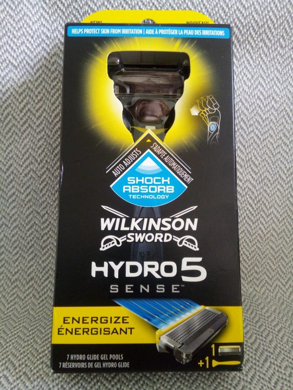 Wilkinson Sword Hydro 5 Sense Razor review by Family Clan Father's Day Gift Guide