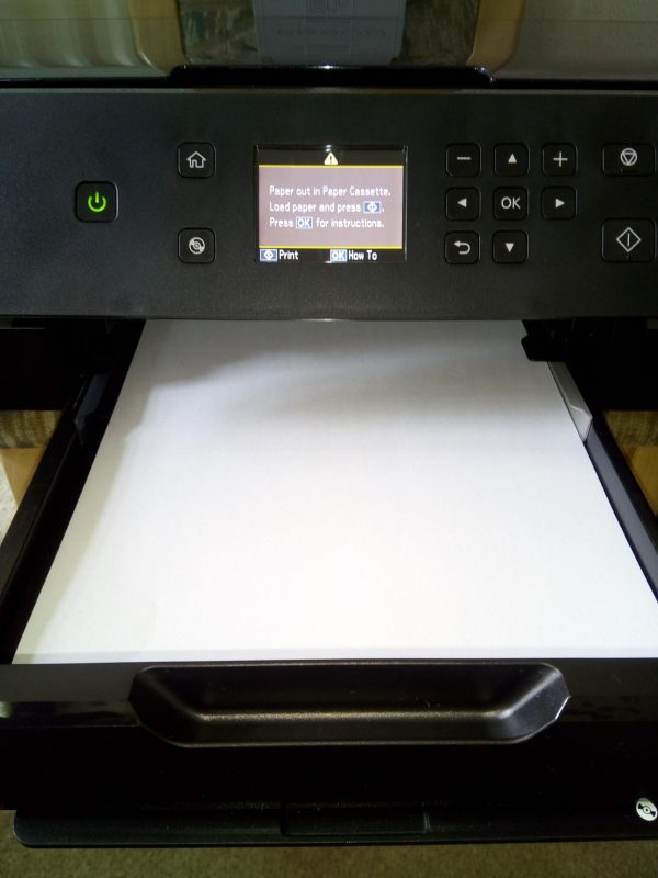 Epson XP-900 review by Family Clan