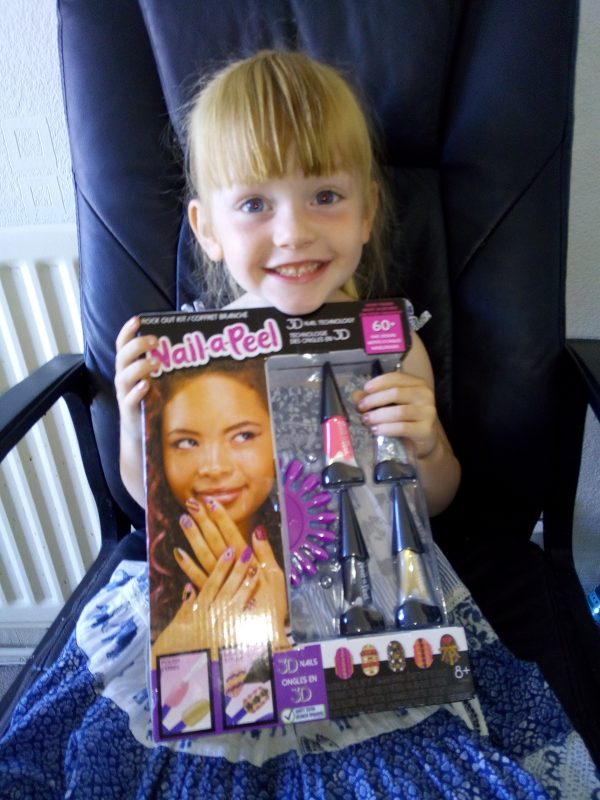 Celebrate Beautician Day with Nail-a-Peel Review by Family Clan