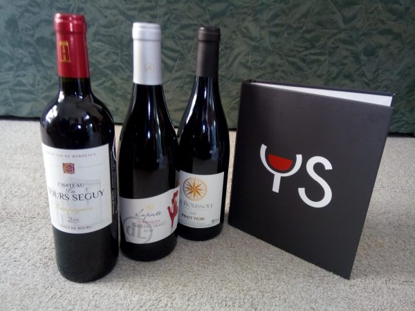 Your Sommelier wine subsription boxes review by Family Clan