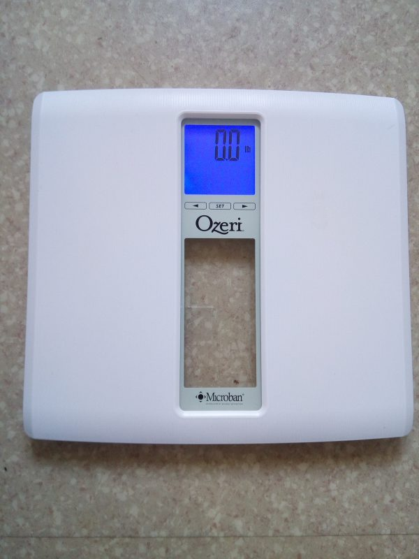 Ozeri weightmaster scales