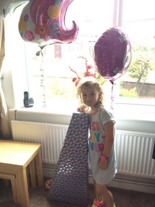 Sunday Snap Happy 6th Birthday Olivia Family Clan