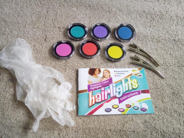 FabLab Hairlights review by Family Clan