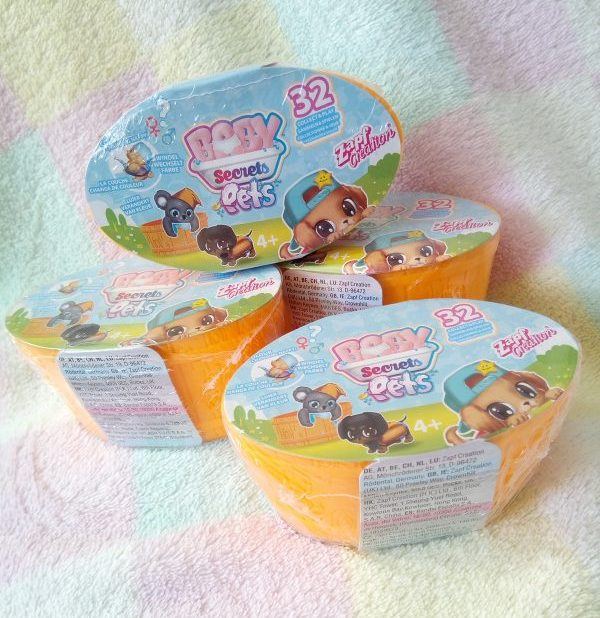 BABY Secrets Pets review by Family Clan