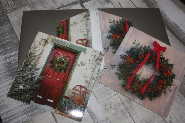 Hallmark Christmas Cards 2018 Family Clan
