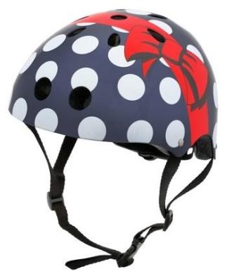 Mini Hornit Polka Dot Helmet Lid