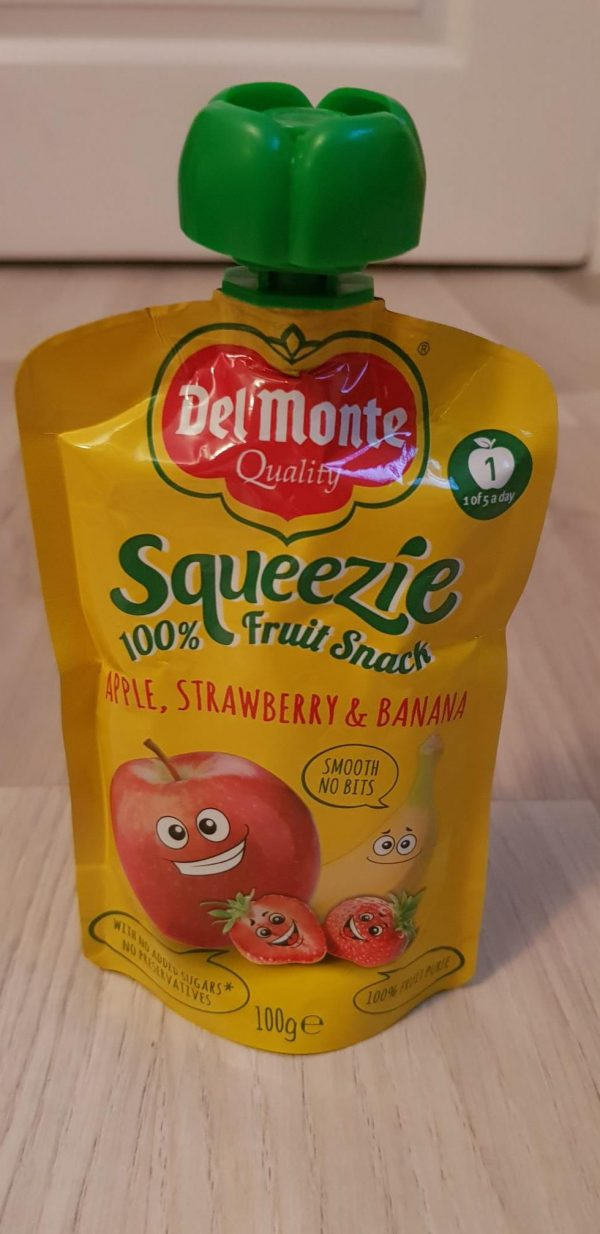 Del Monte Squeezie Range from Del Monte Review Family Clan