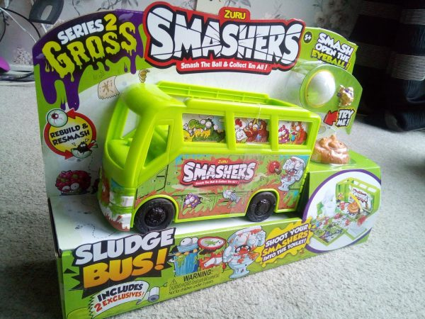 ZURU Smashers Review by Family Clan