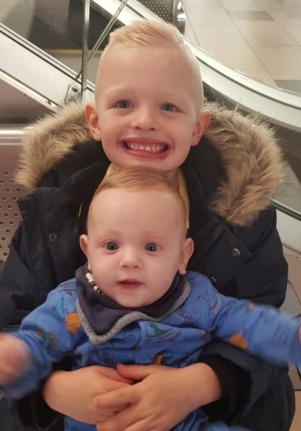 Jensen Logan Third New Haircut Family Clan