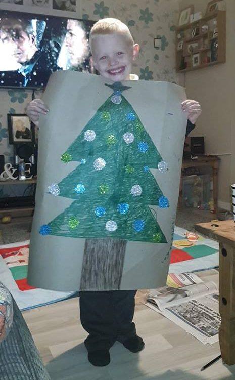 Christmas Tree Oh Christmas Tree Family Clan