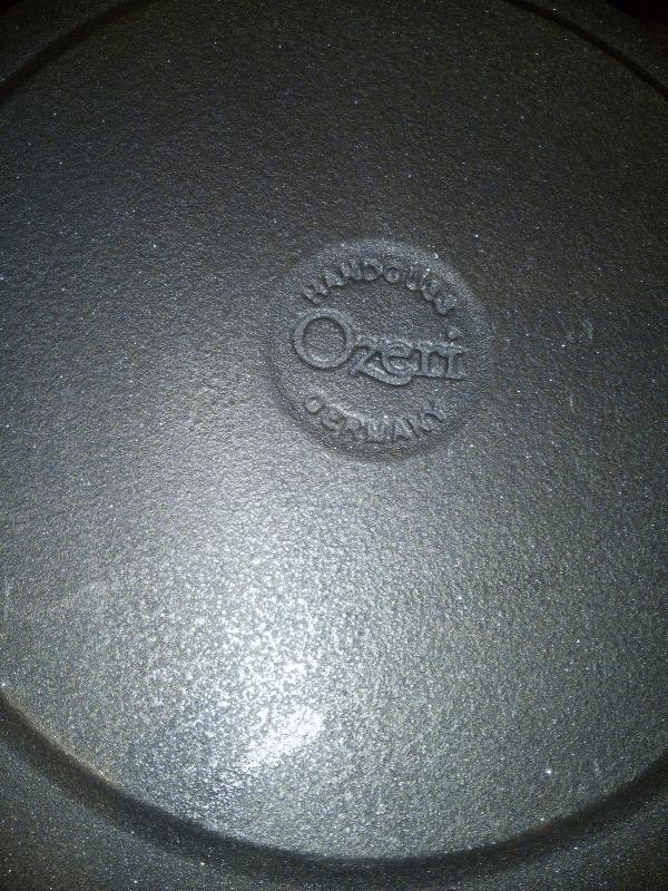 Ozeri Professional Series Ceramic Earth Fry Pan Family Clan